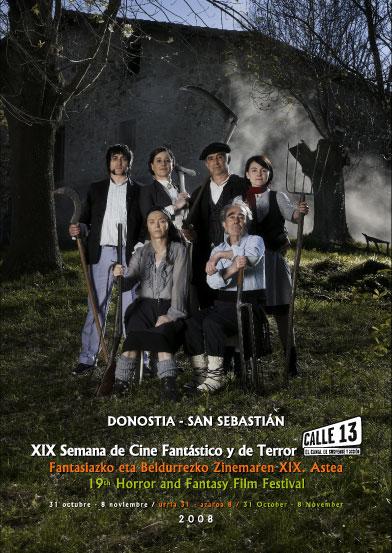 Poster XIX Semana de Cine Fantstico y de Terror